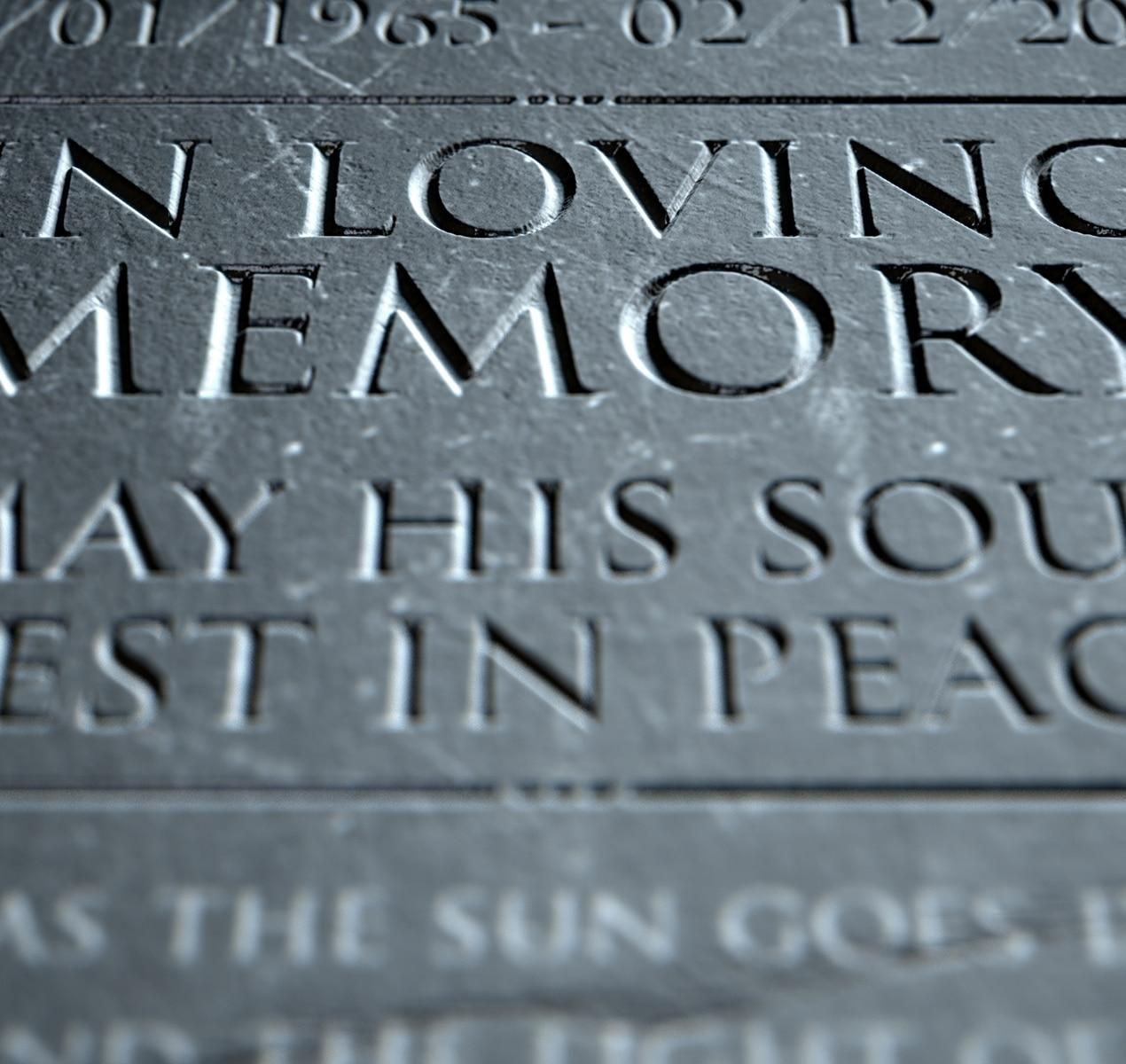 Memorial Masonry MW Carroll & Sons